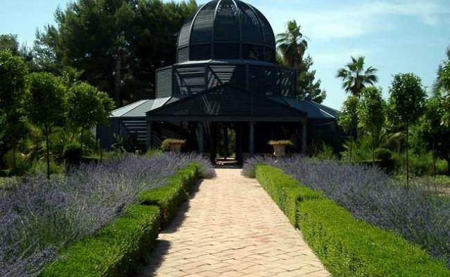 Fundem visitar el jard n de l 39 albarda for El jardin de l abadessa